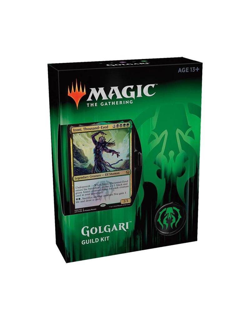 Wizards of the Coast Magic The Gathering: Guild Kit - Golgari Swarm