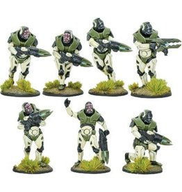 Warlord Games Krasz Assault Squad