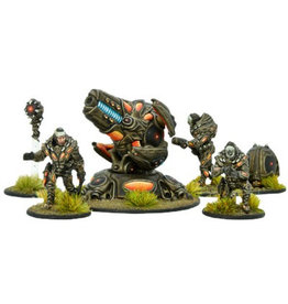 Warlord Games Support team with Plasma Bombard