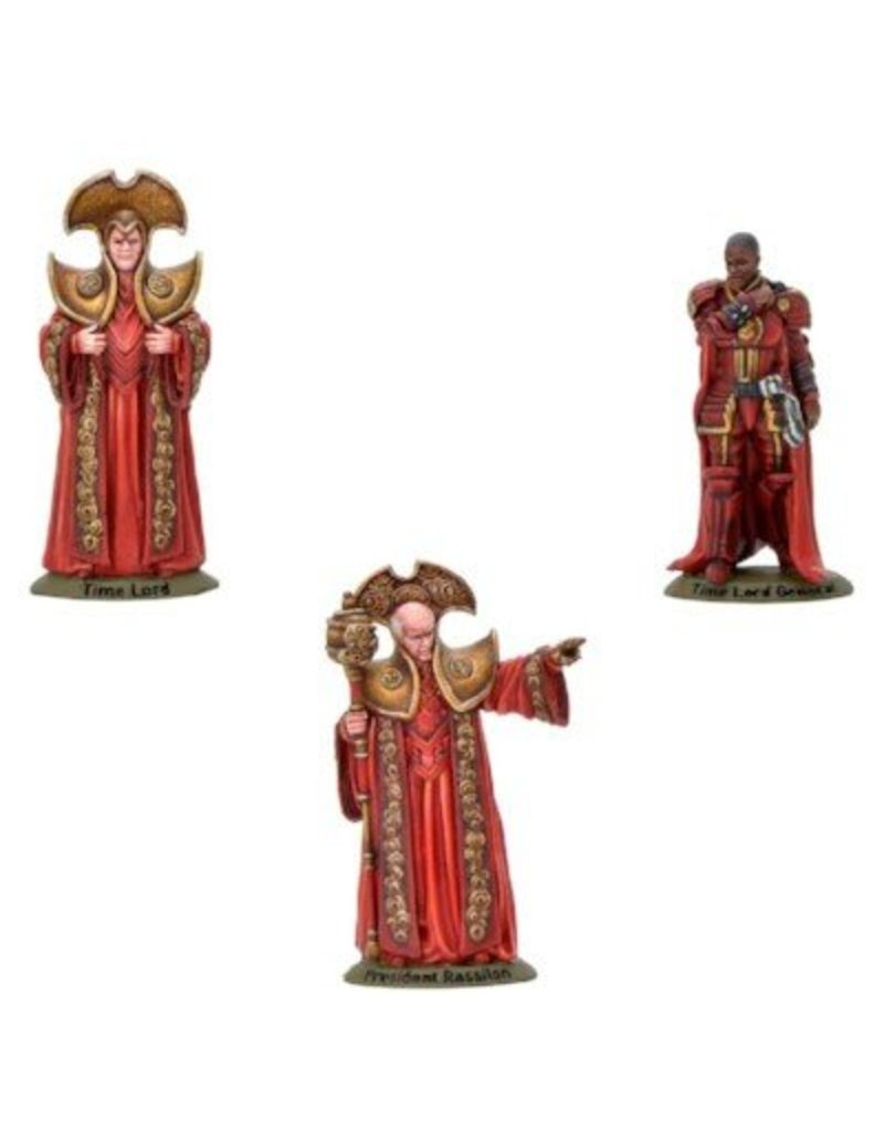 Warlord Games Dr Who Time Lords