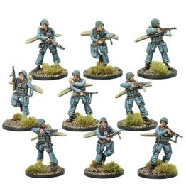Warlord Games Firefly Paracadutisti Infantry Squad