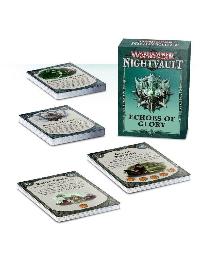Games Workshop Warhammer Underworlds: Echoes Of Glory Card Pack (EN)