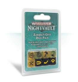 Games Workshop Zarbags Gitz Dice Set