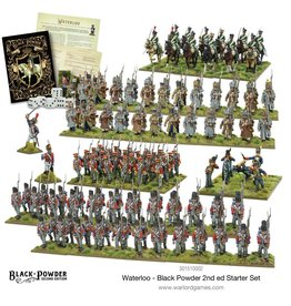 Warlord Games Waterloo Starter Set 2nd Edition