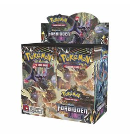 Pokemon Sun & Moon Forbidden Light Display Box