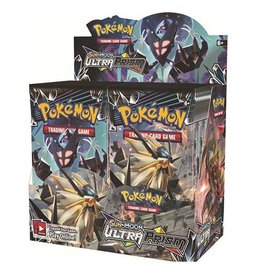 Pokemon Ultra Prism Display Box