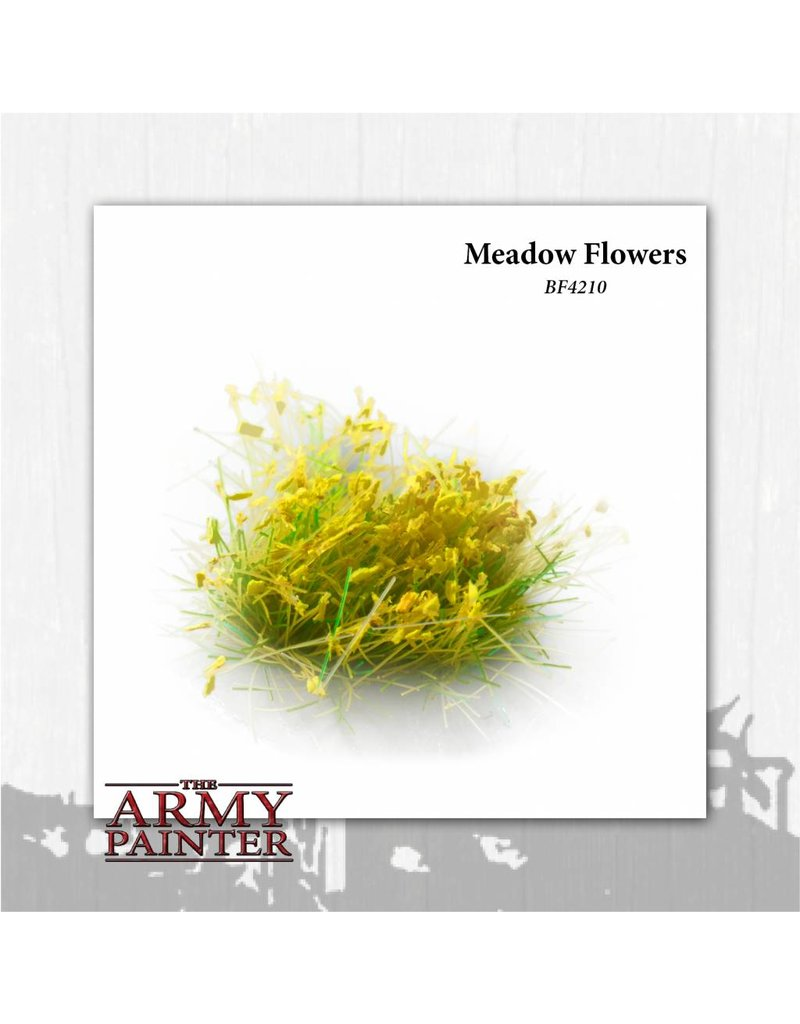 The Army Painter Battlefields Xp - Meadow Flowers Tufts