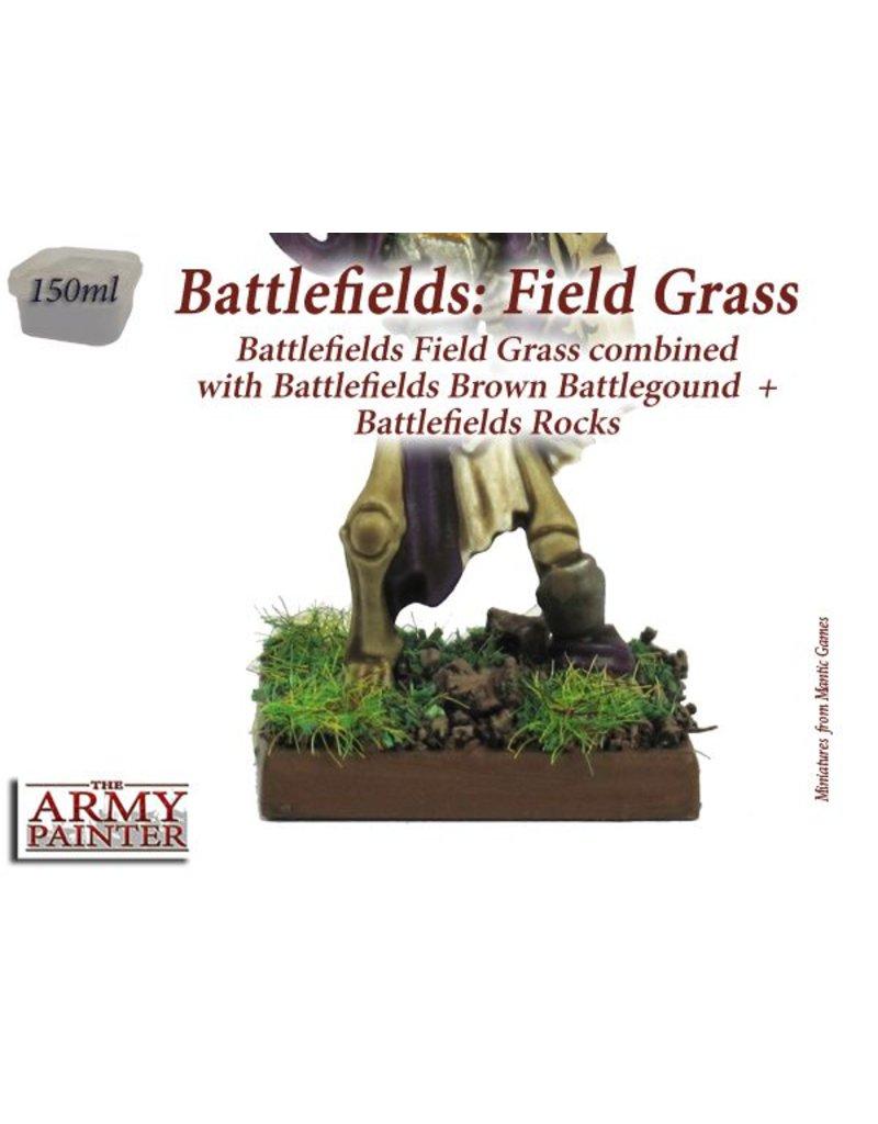 The Army Painter Battlefields: Field Grass Static Flock