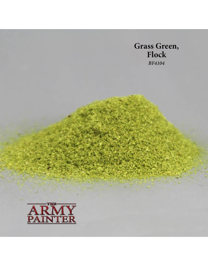 The Army Painter Battlefields: Grass Green Flock