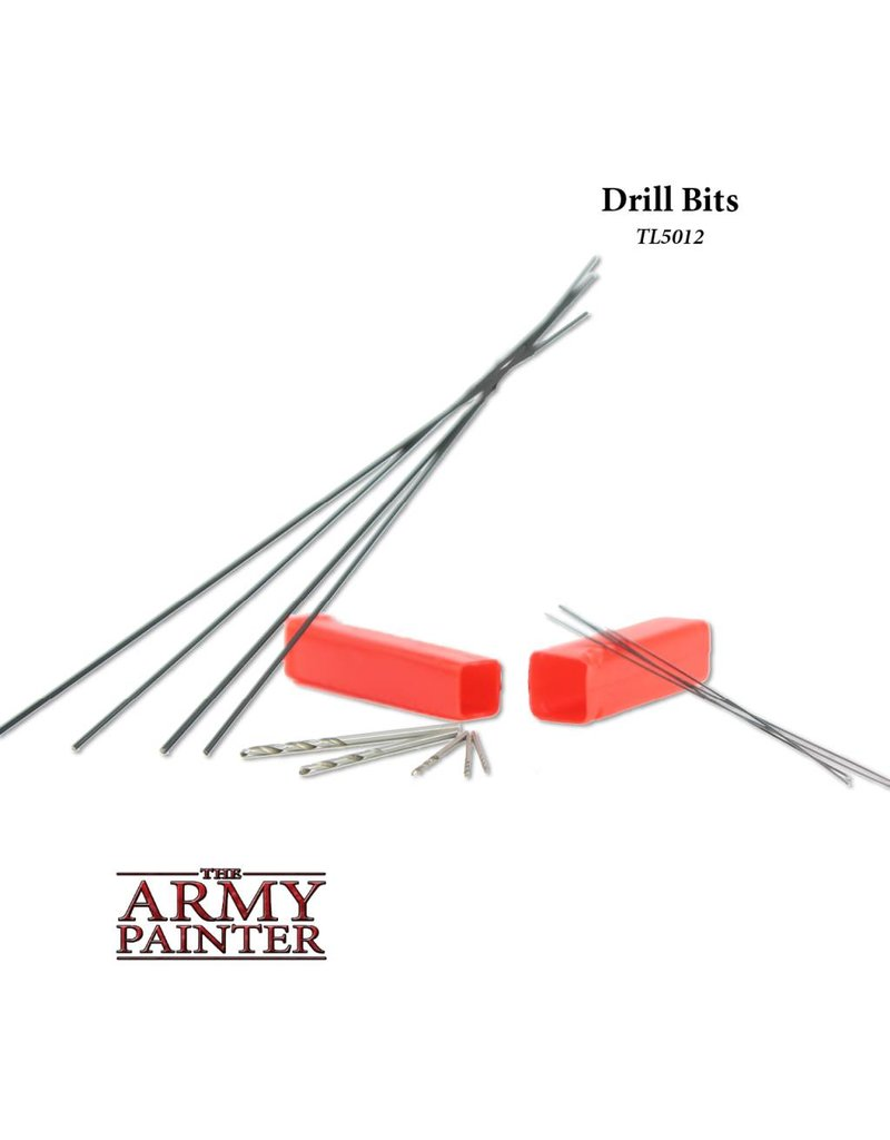 The Army Painter Tool - Spare Drills And Pins