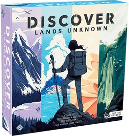 Fantasy Flight Games Discover: Lands Unknown