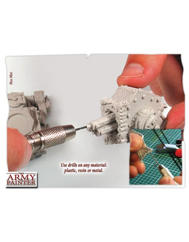 The Army Painter Tool - Miniature And Model Drill