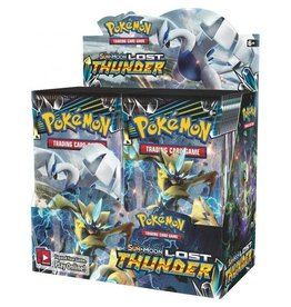 Pokemon Sun & Moon 8 Lost Thunder Display Box