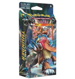 Pokemon Sun & Moon 8 Lost Thunder Theme Deck – Entei