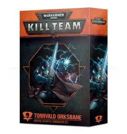 Games Workshop Commander: Torrvald Orksbane (EN)