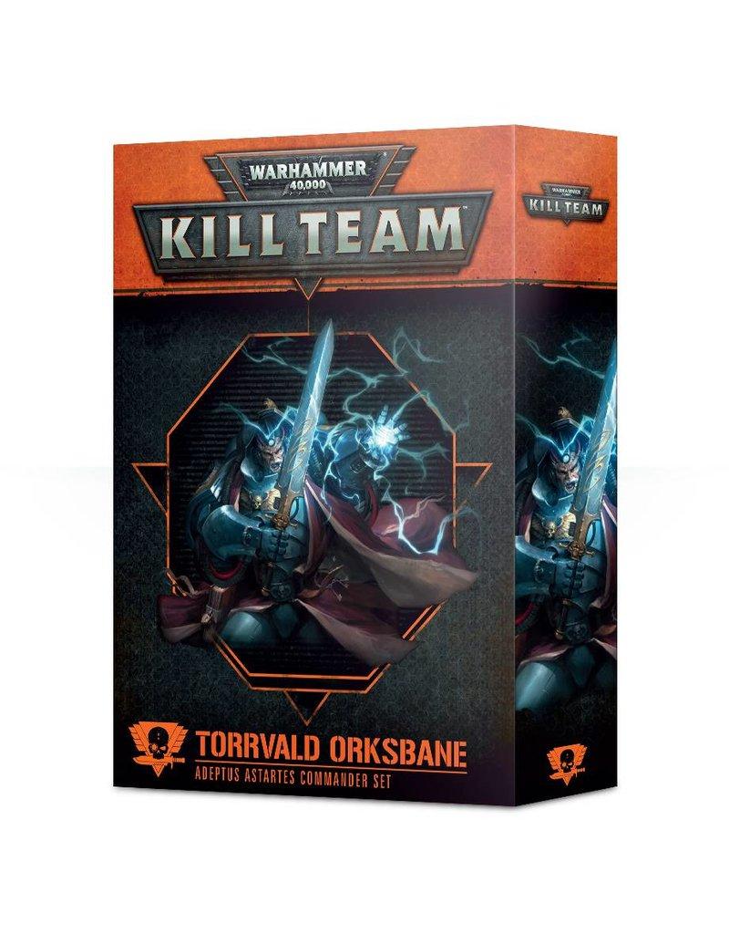 Games Workshop Adeptus Astartes Commander: Torrvald Orksbane (EN)