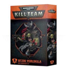 Games Workshop Commander: Gitzog Wurldkilla (EN)