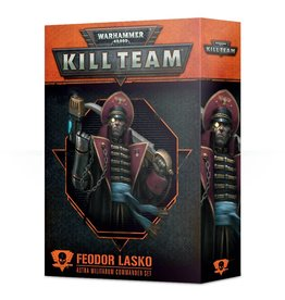Games Workshop Commander: Feodor Lasko (EN)