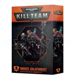 Games Workshop Commander: Magos Dalathrust (EN)