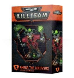 Games Workshop Commander: Ankra The Colossus (EN)
