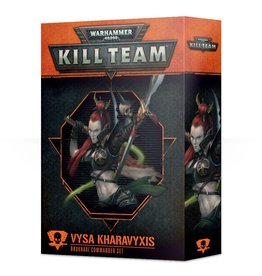 Games Workshop Commander: Vysa Kharavyxis (EN)