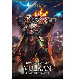 Games Workshop Vulkan Lord Of Drakes (HB)