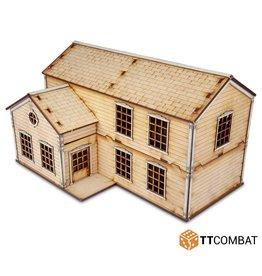 TT COMBAT Two Storey Suburban B