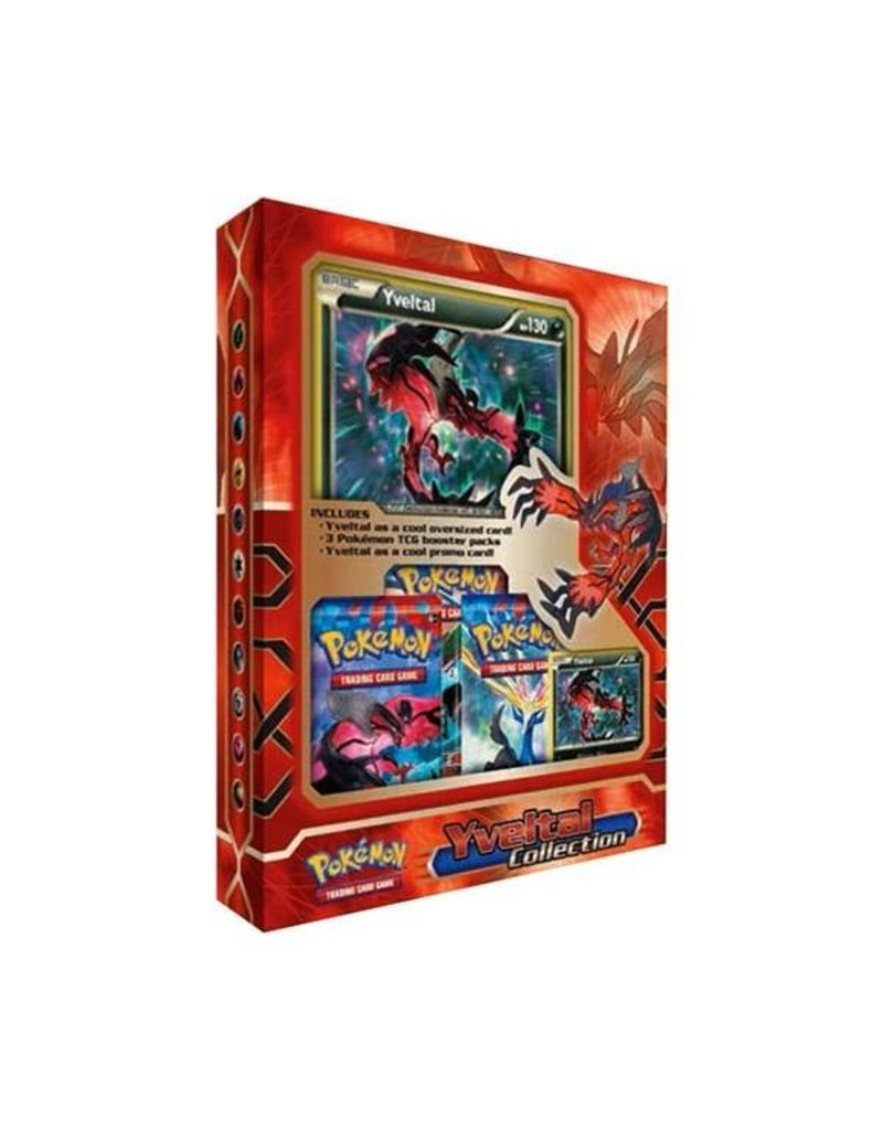Pokemon EX Collection Box Yveltal: Pokemon TCG