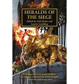 Games Workshop Heralds Of The Siege (HB)