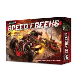 Games Workshop Speed Freeks (EN)