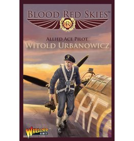 Warlord Games Witold Urbanowicz Hurricane Ace