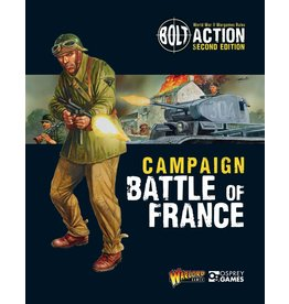 Warlord Games Battle Of France Campaign Book