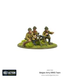 Warlord Games Belgian Army MMG Team