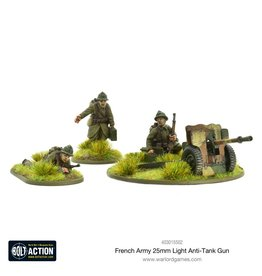 Warlord Games French Army 25mm Light AT Gun