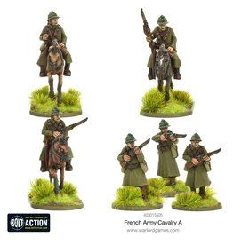 Warlord Games French Army Cavalry A
