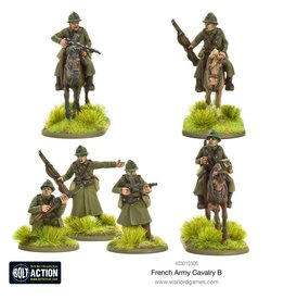 Warlord Games French Army Cavalry B