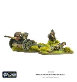 Warlord Games French Army 47mm Medium AT Gun