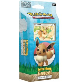 Pokemon Let's Play Eevee! Theme Deck
