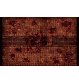 Game Mat 4'x4' Necropolis