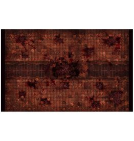 Game Mat 6'x4': Necropolis