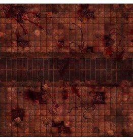 Game Mat 3'x3' Necropolis