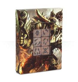 Games Workshop Ork Dice