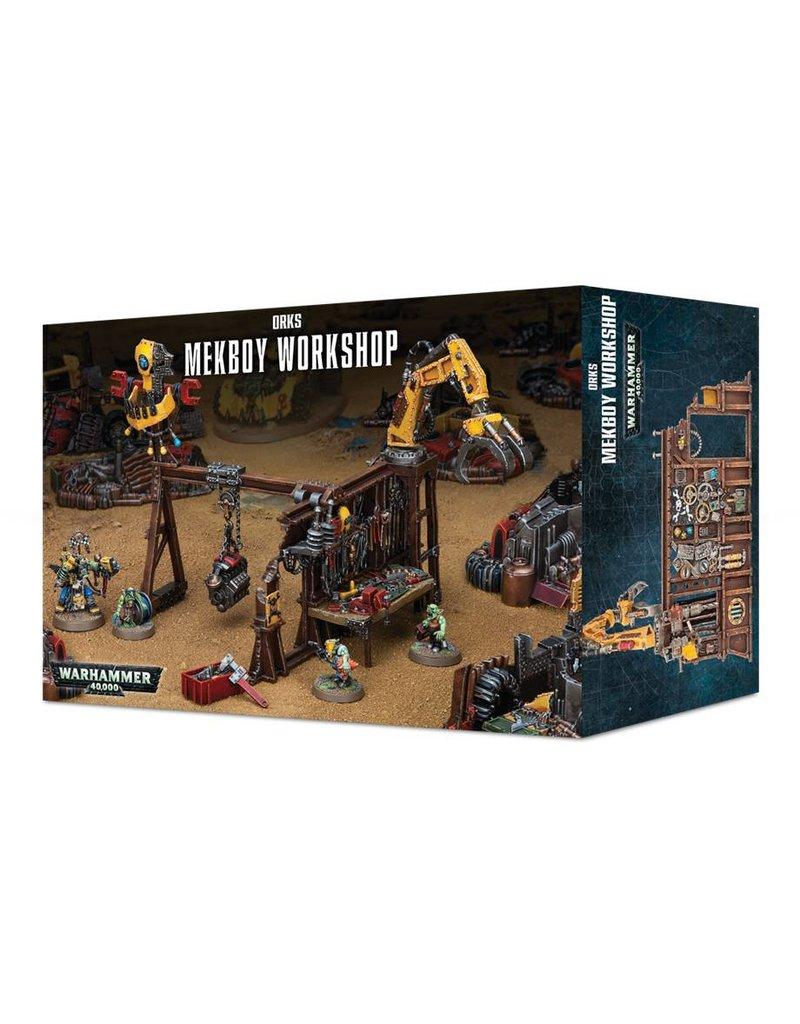 Games Workshop Ork Mek Workshop