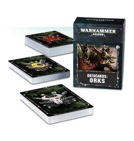 Games Workshop Datacards: Orks (8th Edition)