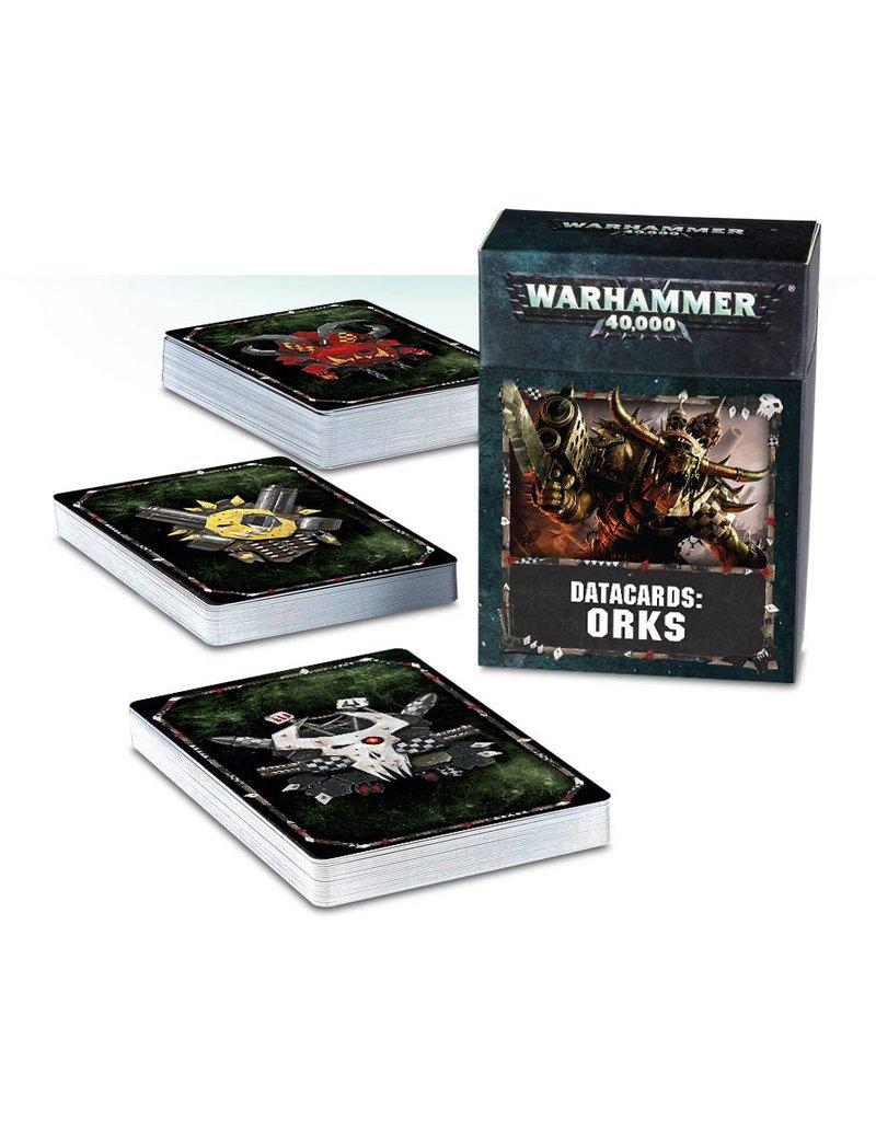Games Workshop Datacards: Orks (8th Edition) (EN)