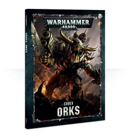 Games Workshop Codex: Orks (8th Edition)