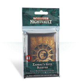 Games Workshop Zarbag's Gitz Sleeves