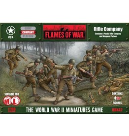 Battlefront Miniatures Rifle Company