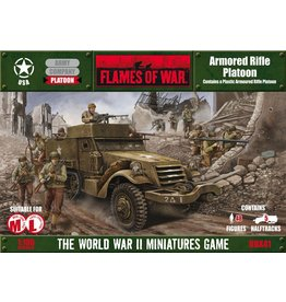 Battlefront Miniatures Armoured Rifle Platoon