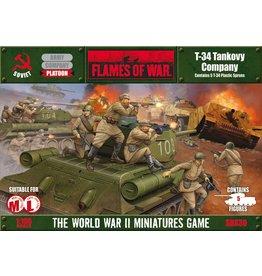 Battlefront Miniatures T-34 Company